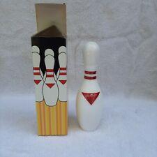 Avon vintage cologne bottle - Bowling Pin