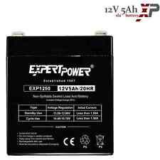 RITAR RT SERIES RT-1250 BATTERY REPLACEMENT - ExpertPower 12V 5AH F1