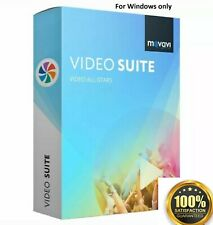 Movavi Video Suite 2020 Lifetime Activated Fast Delivery