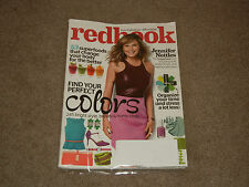 REDBOOK MAGAZINE Jennifer Nettles Perfect Colors March 2014 Vol. 222 No. 3