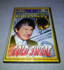 Cold Sweat (DVD RARE oop 1970 CHARLES BRONSON ACTION THRILLER