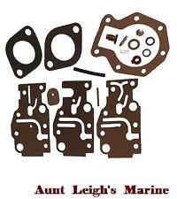 Carburetor Repair Kit Johnson Evinrude (6 8 9.9 15 20 HP) 18-7219 439073 431897