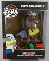 """New My Little Pony Discord Glitter Chase Variant 7"""" Vinyl Funko Exclusive Figure"""