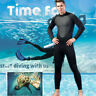 Mens Wetsuit 3mm Long Sleeve Full Body Stretch Surfing Diving Swimming Suit