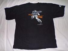 Robotech shirt skull one Battlecry L