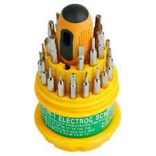 31in1 Precision Torx Screwdriver Set for Electronics CellPhone Repair Tools Kit