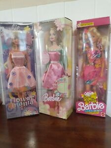 SPRING BARBIE LOT - New In boxes - EASTER BASKET STUFFERS