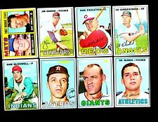 1967 Topps Baseball Cards Your Choice    $.99 up