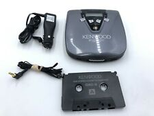 Kenwood portable cd player DPC-971. Read Disc.