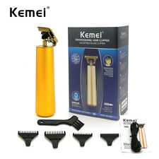 KEMEI KM-1978B Hair Clipper Cordless Trimmer Rechargeable Styling 0mm Baldheaded