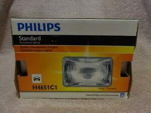Headlight Bulb-Standard - Single Commercial Pack Philips H4651C1 HIGH BEAM SEAL