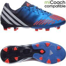 Adidas PREDATOR ABSOLION LZ TRX FG schwarz blau Lethal Zones Fußballschuhe OVP
