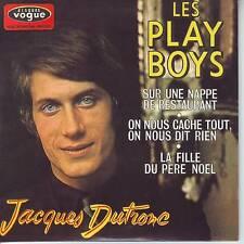 CD EP JACQUES DUTRONC ** LES PLAY BOYS ** ON NOUS CACHE ON NOUS DIT RIEN
