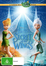 Tinker Bell and the Secret of the Wings * NEW DVD * (Region 4 Australia)