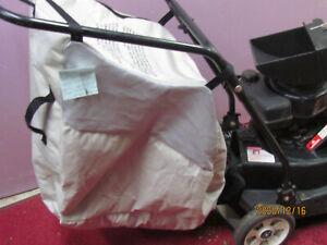 Troy bilt Gardenway Craftsman Chipper vac BAG WITH plastic chute 1768526 1904396