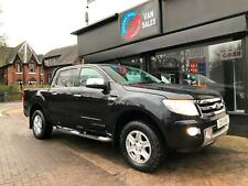 2014/14 Ford Ranger Limited 3.2TDCi ( 200PS ) Double cab pick up 40,000 miles
