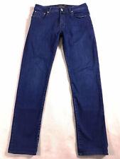 Men's Jacob Cohen Jeans 32 x 31 Handmade 625 Slim Leg in Blue RRP £380 Stunners