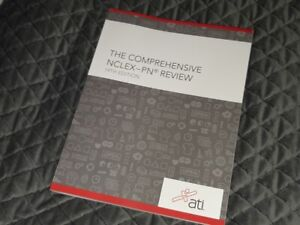 The Comprehensive NCLEX - PN Review 19th Edition New! FREE SHIPPING! ATI