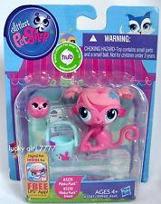 2013 NIP Littlest Pet Shop Mommy & Rolling Baby MINKA MARK 3229 3230 FREE SHIP