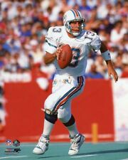Miami Dolphins DAN MARINO Glossy 8x10 Photo NFL Football Print Color Poster