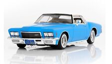"""Buick Riviera """"Stratomist Blue"""" 1971 (TrueScale 1:43 / 114333) - SPECIAL PRICE -"""