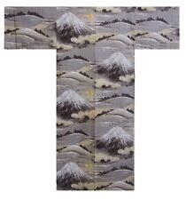 """DM-S00998-03-GR YUKATA with Obi S-M-L-LL(56""""-58""""-60""""-62"""") JAPAN KIMONO MEN's"""