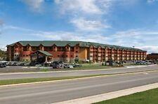 Jul 30-Aug 1 1-Bedroom Deluxe Wyndham Resorts Great Smokies Lodge Waterparks 2Nt