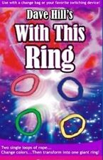 Magic Trick WITH THIS RING Color Changing Ring with a suprise ending!!!