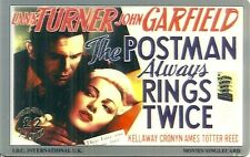 PHONECARD PREPAID - THE POSTMAN ALWAYS RINGS TWICE ( LIMITED EDITION )
