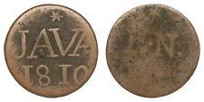 Netherlands Indies - JAVA - Duit 1810 LN