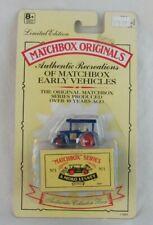 Matchbox Originals Recreations #01 Road Roller