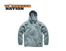 Sudadera con capucha de hombre gris
