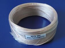 RG178 50ft, 50 ohm Coaxial cable, brand new