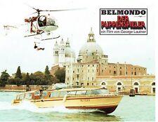 BELMONDO - Der Puppenspieler   (Original - Aushangfoto 2)