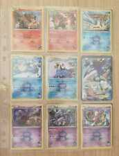 Pokemon double crisis complete set, kyogre ex & groundon ex english NM  mint