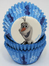 Olaf Frozen Cupcake Mini Baking Cups 100 ct. from Wilton #8505 - NEW