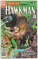 Showcase 102 DC 1978 VF NM Joe Kubert Hawkman Strange Adventures