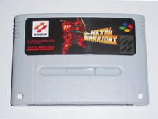 SNES Super Famicom - Metal Warriors