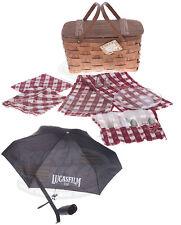 RARE Lucasfilm Ltd. Star Wars Crew Gifts: Flashlight Umbrella & Picnic Basket+!
