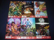 Avengers A.I. 1-12 Full Run (2012-2013) Marvel Comics Marvel Now