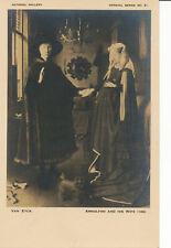 PC08261 Arnolfini and His Wife. Van Eyck. No 186