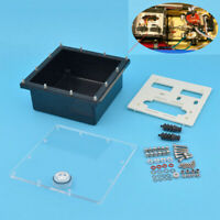 Waterproof Sealed Servo Radio Box Parts for Marine Gas Nitro 1/10 RC Boat Model