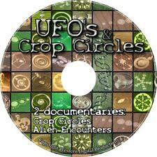 DVD Crop Circles Alien Encounters UFO Footage US Military Coverup Black Projects