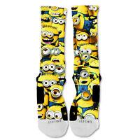 Nike Elite socks custom Minions