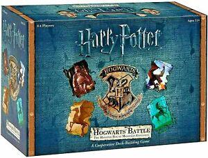 Harry Potter Hogwarts Battle EXPANSION Card Game