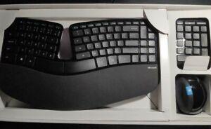 Microsoft Sculpt Ergonomic Desktop - Black 100% Original  L5V-00001
