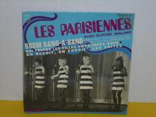 "SINGLE 7"" - LES PARISIENNE AVEC CLAUDE BOLLING - BOOM BANG A BANG - EP"