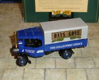 LLEDO - DAYS GONE - FODEN STEAM WAGON - COLLECTORS CLUB WINTER 1998/99 - BOXED