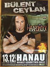 BÜLENT CEYLAN 2015 HANAU -  orig.Konzert-Poster-Plakat DIN A1 NEU