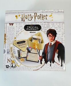 Winning Moves Trivial Pursuit Harry Potter Volume 1 White Board Game 36658